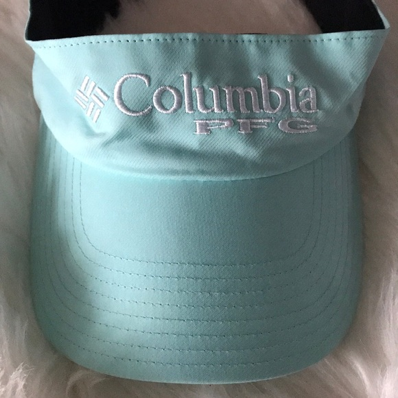 872ae152a2a Columbia Accessories - ☀️Columbia PFG Visor in Teal☀️